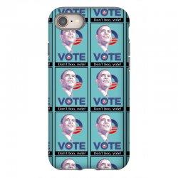 Vote Obama iPhone 8 | Artistshot