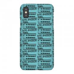 Deplorables America iPhoneX Case | Artistshot