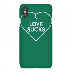 love sucks iPhoneX Case   Artistshot