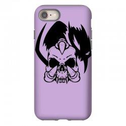 music skull iPhone 8 Case | Artistshot
