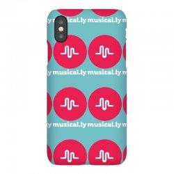 musical iPhoneX Case | Artistshot