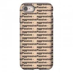 Passive Aggressive iPhone 8 Case   Artistshot