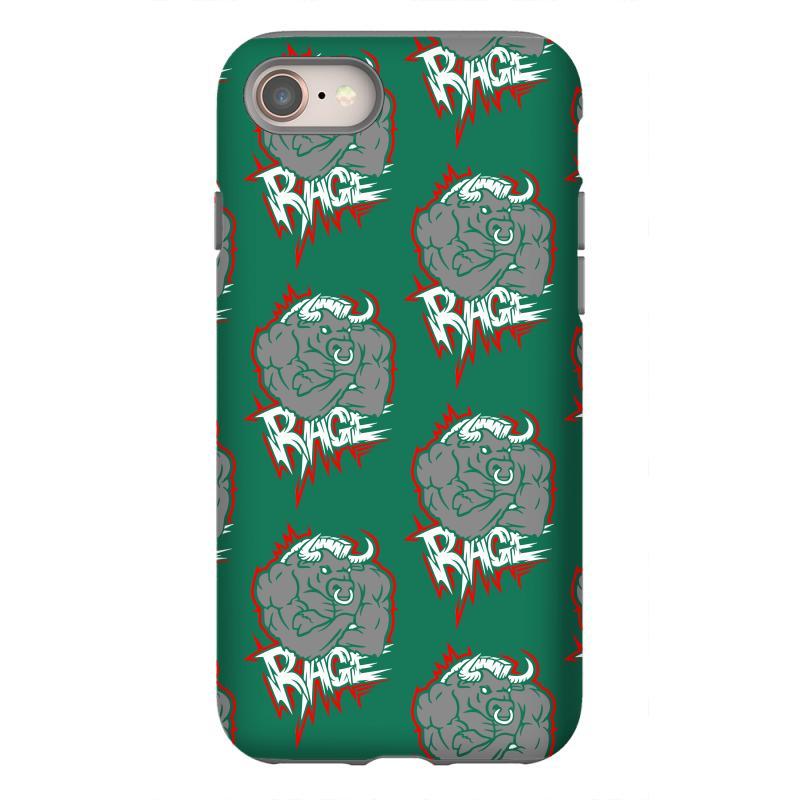 Animal Rage Iphone 8 Case | Artistshot