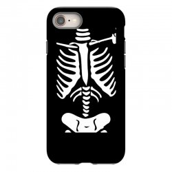 funny bone skeleton iPhone 8 Case | Artistshot