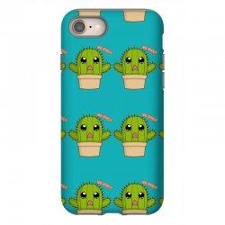 funny cactus hug iPhone 8 Case | Artistshot