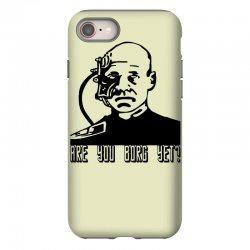 geek borg iPhone 8 Case | Artistshot