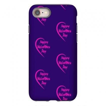 Happy Valentines Day Iphone 8 Case Designed By Printshirts