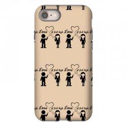 love at first high iPhone 8 Case   Artistshot