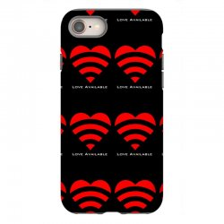 love broadcast iPhone 8 Case | Artistshot