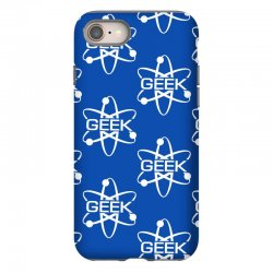 geek atom iPhone 8   Artistshot