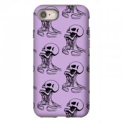 screaming skull iPhone 8 Case | Artistshot