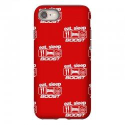 eat sleep boost iPhone 8 Case | Artistshot