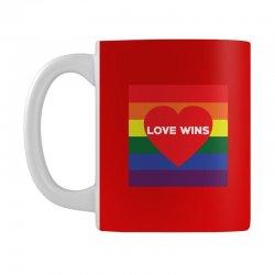Love Wins Mug | Artistshot
