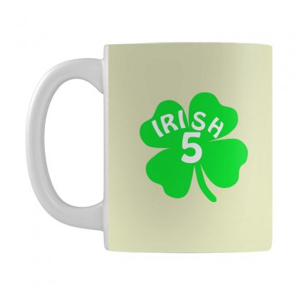 Irish 5 Mug Designed By Hntllc