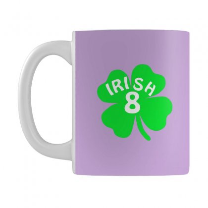 Irish 8 Mug Designed By Hntllc