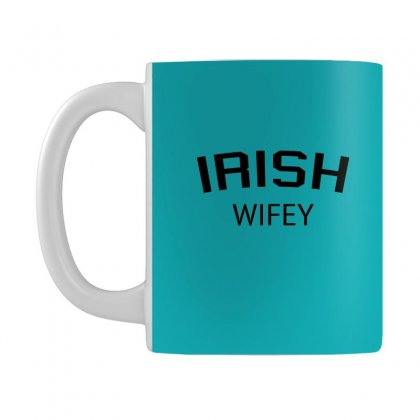 Irish Wifey Mug Designed By Killakam