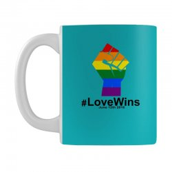 Love Wins 12th 2016 - Orlando Strong Mug | Artistshot