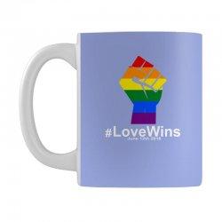 Love Wins 12th 2016 - Orlando Strong Mug   Artistshot