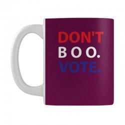 Dont Boo. Vote. Mug | Artistshot