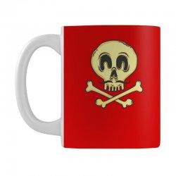 funny skull mustache Mug | Artistshot
