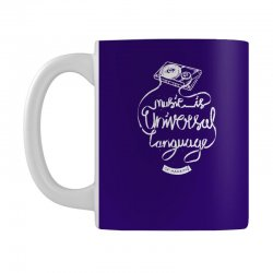 music is the universal language of mankind Mug | Artistshot
