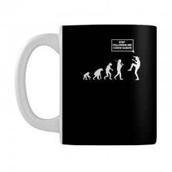 funny karate evolution Mug   Artistshot
