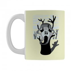 the tree's scream Mug | Artistshot