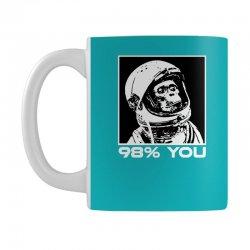 funny monkey astronomy Mug | Artistshot