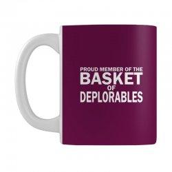 PROUD MEMBER OF THE BASKET OF DEPLORABLES Mug | Artistshot