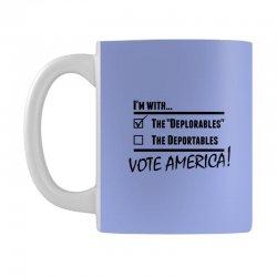Deplorables America Mug | Artistshot