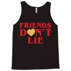Friends Dont Lie Tank Top | Artistshot