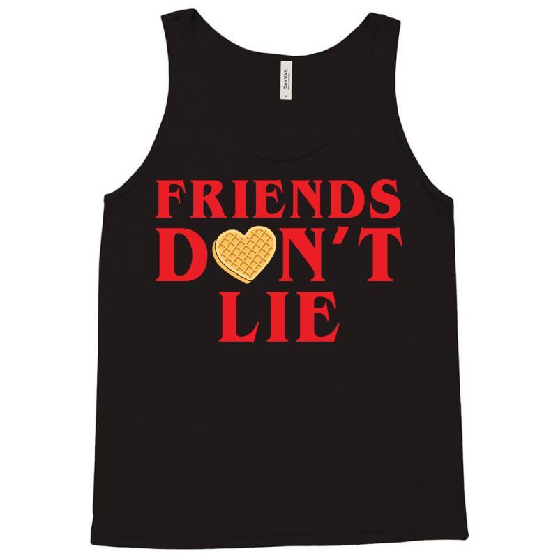 Friends Dont Lie Tank Top   Artistshot