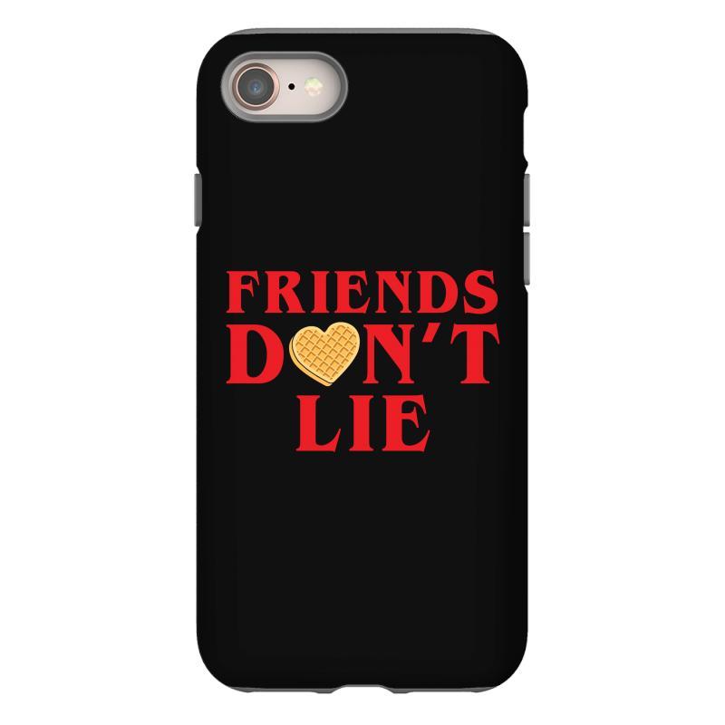 Friends Dont Lie Iphone 8 | Artistshot