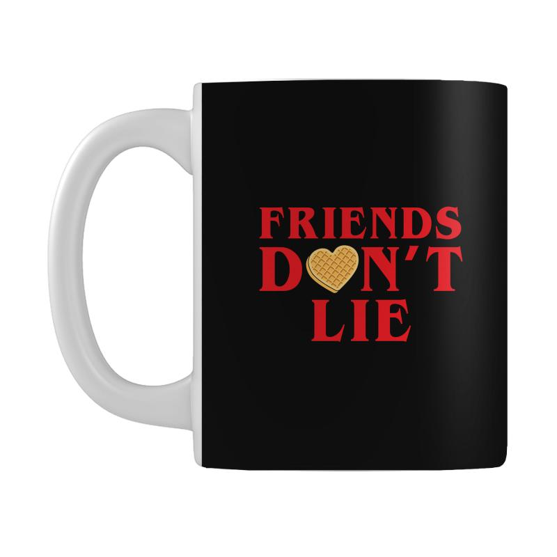 Friends Dont Lie Mug | Artistshot