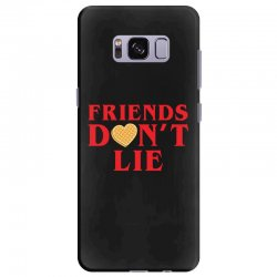 Friends Dont Lie Samsung Galaxy S8 Plus | Artistshot