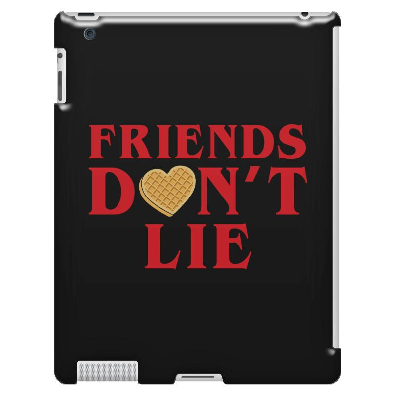 Friends Dont Lie Ipad 3 And 4 Case | Artistshot