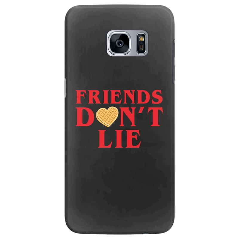 Friends Dont Lie Samsung Galaxy S7 Edge | Artistshot