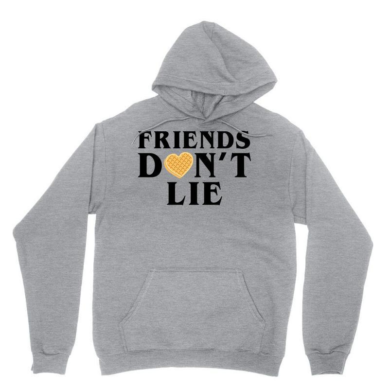 Friends Dont Lie Unisex Hoodie | Artistshot
