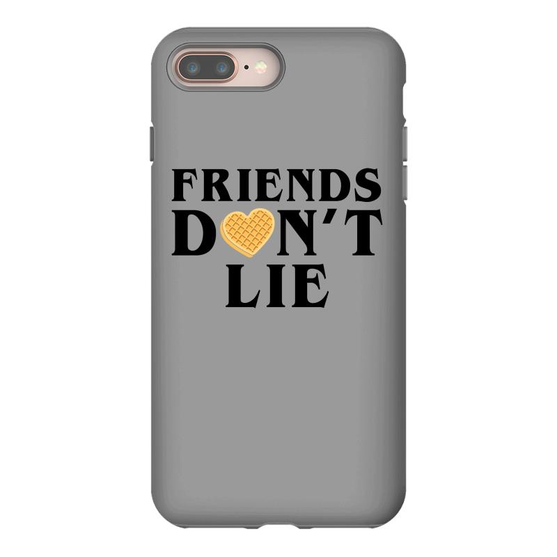 Friends Dont Lie Iphone 8 Plus | Artistshot