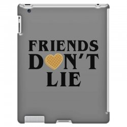 Friends Dont Lie iPad 3 and 4 Case | Artistshot