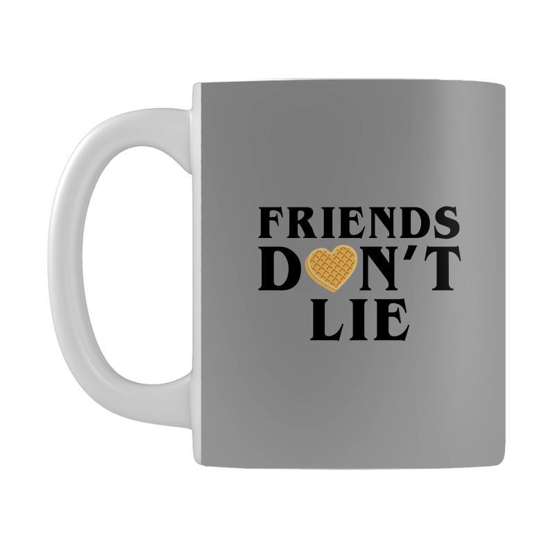 Friends Dont Lie Mug | Artistshot