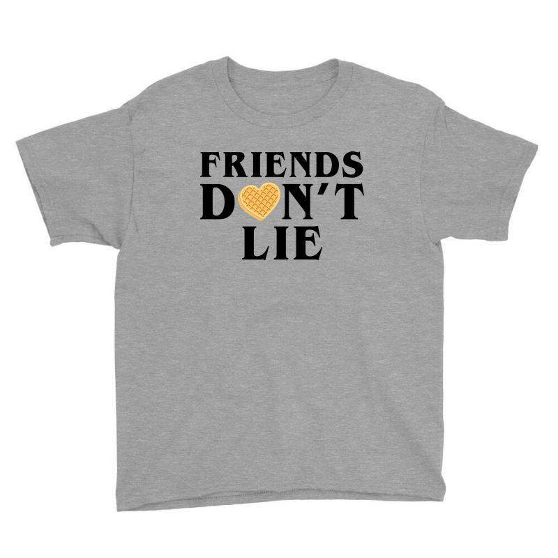 Friends Dont Lie Youth Tee | Artistshot