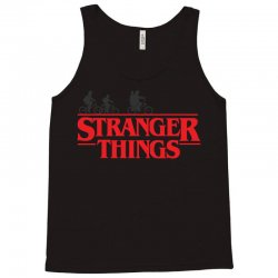 Stranger Things Tank Top | Artistshot
