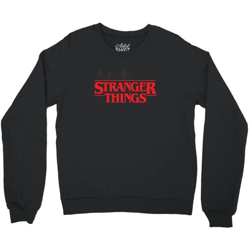 Stranger Things Crewneck Sweatshirt | Artistshot