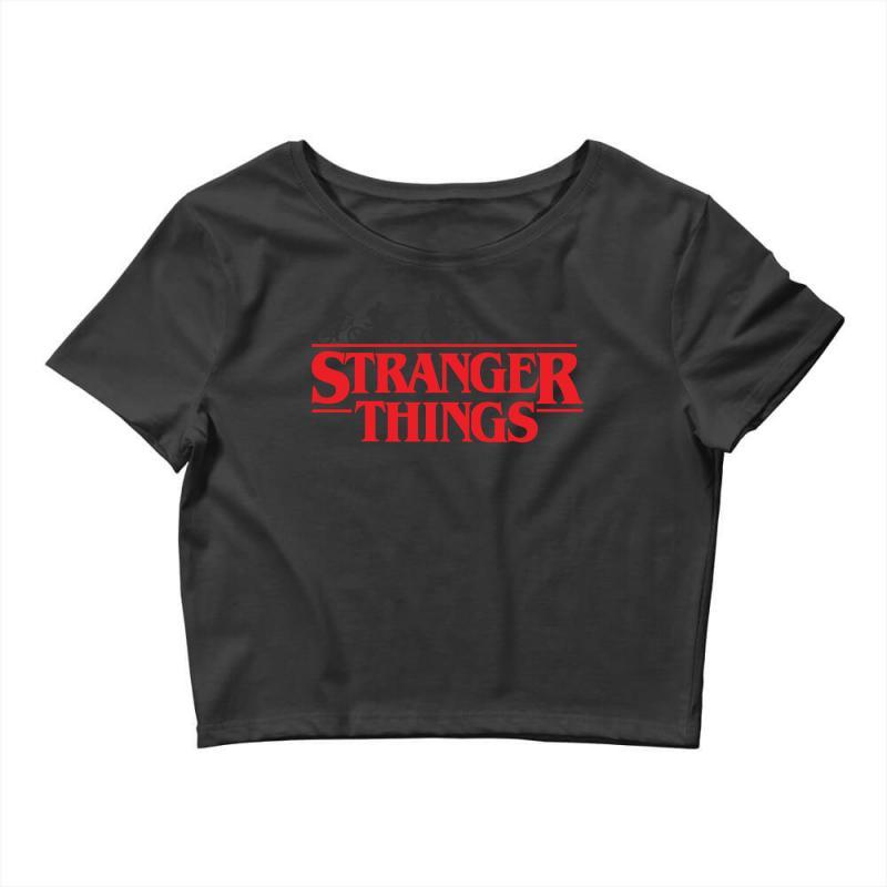 Stranger Things Crop Top | Artistshot