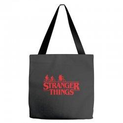 Stranger Things Tote Bags | Artistshot