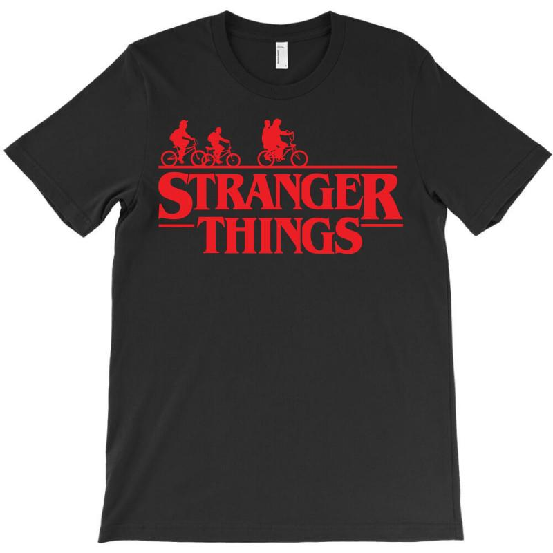 Stranger Things T-shirt | Artistshot