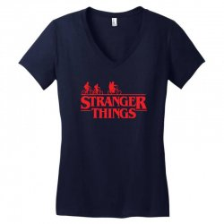 Stranger Things Women's V-Neck T-Shirt | Artistshot