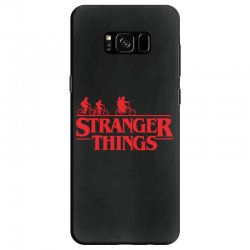 Stranger Things Samsung Galaxy S8 | Artistshot