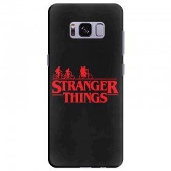 Stranger Things Samsung Galaxy S8 Plus | Artistshot